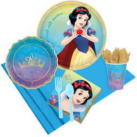 Once Upon a Time Snow White Party Pack for 8