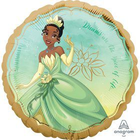 "Once Upon a Time Tiana 17"" Foil Balloon"