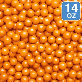 Orange Sixlets 14oz (Each)