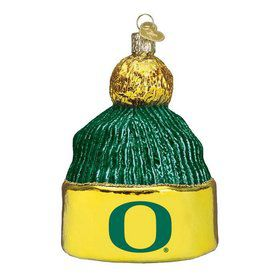 Oregon Beanie Ornament