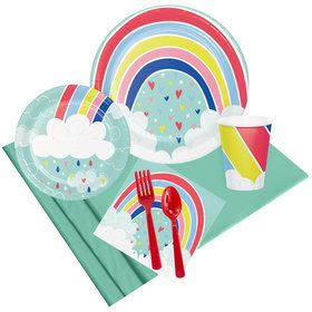 Over the Rainbow Party Pack (8 Count)