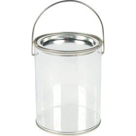 Paint Can Shaped Favor Containers (6 Pack)