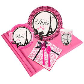 Paris Damask Party Pack (32)