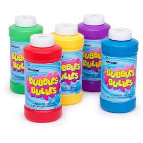 Party Bubbles, 8 oz. (Each)