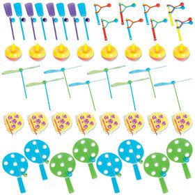 Party Favor Pack (48 Pieces)