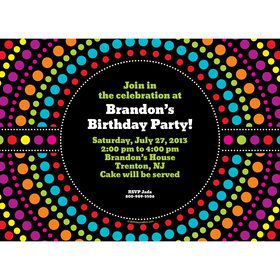 Party On Invitation (Each)