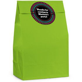 Party On Personalized Favor Bag (Set Of 12)