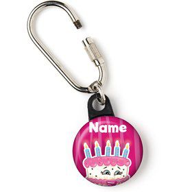 "Partykin Personalized 1"" Carabiner (Each)"