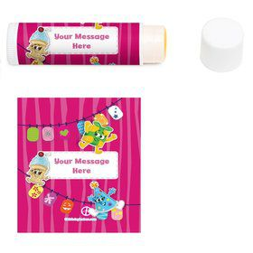 Partykin Personalized Lip Balm (12 Pack)