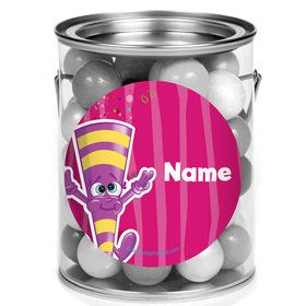 Partykin Personalized Mini Paint Cans (12 Count)