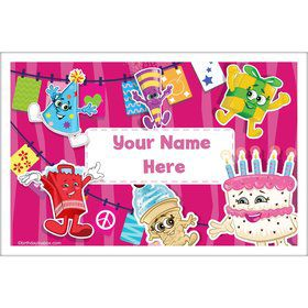 Partykin Personalized Placemat (Each)