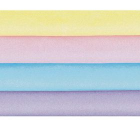 Pastel Colors Tissue Paper