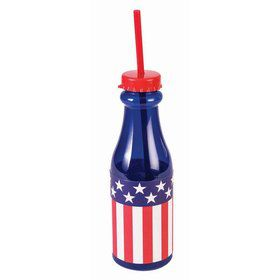 Patriotic Water Bottle