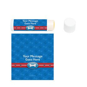 Paw Command Personalized Lip Balm (12 Pack)