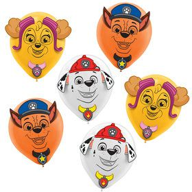 Paw Patrol Adventures Balloon Decorating Kit (6)