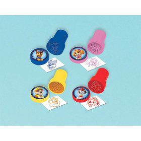 Paw Patrol Adventures Stamper Favor Set (4)