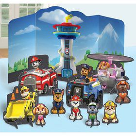 Paw Patrol Adventures Table Decorating Kit