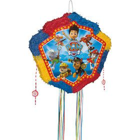 Paw Patrol Drum Pop-Out Pinata (Each)