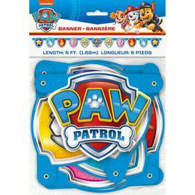 Paw Patrol Large Jointed Banner