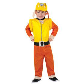 Paw Patrol Rubble Toddler Costume