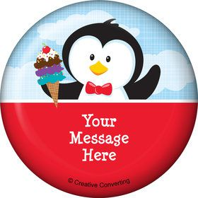 Penguin Personalized Magnet (Each)