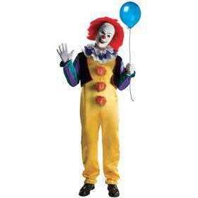 Pennywise Deluxe Mens Costume