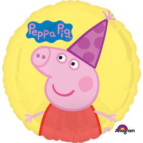 "Peppa Pig 18"" Balloon (Each)"
