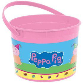 Peppa Pig Favor Container
