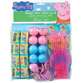 Peppa Pig Mega Value Pack (48 Pieces)