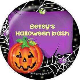 Perfect Pumpkin Personalized Button (Each)