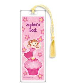 Perfectly Pink Personalized Bookmark (each)
