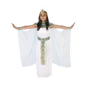 Pharoah's Princess Child Costume