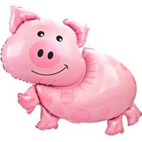 Pig Balloon (each)