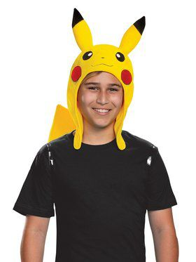 Pikachu Adult Accessory Kit