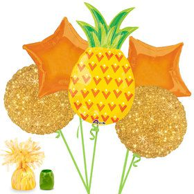 Pineapple Balloon Bouquet Kit
