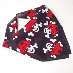 Pirate Bandana (Each)