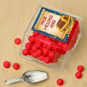 Pirate Friends Personalized Candy Bin with Candy Scoop (10 Count)