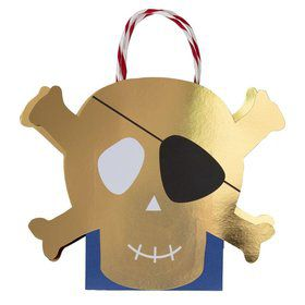 Pirates Bounty Paper Favor Bag (8)
