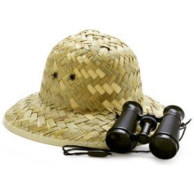 Pith Helmet Adventure Set