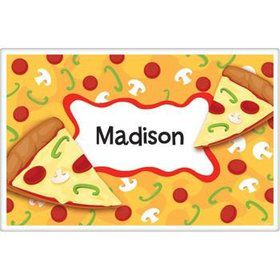 Pizza Party Personalized Placemat (each)