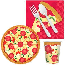 Pizza Party Snack Pack For 16