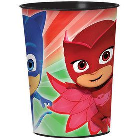 PJ Masks 16oz Plastic Favor Cup (Each)