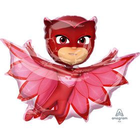 "PJ Masks Owlette 33"" Balloon (1)"