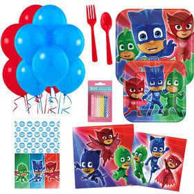 PJ Masks Party Essentials Kit (Serves 16)