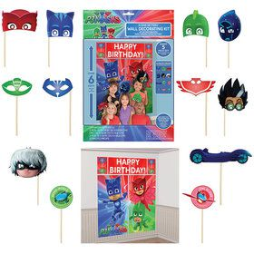 PJ Masks Photobooth Kit (17 Pieces)