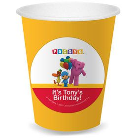 Pocoyo Personalized Cups (8)