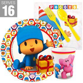 Pocoyo Snack Party Pack For 16