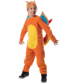 Boys Pokémon Charizard Costume