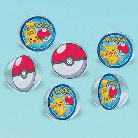 Pokemon Core Bounce Balls (6)