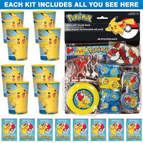 Pokemon Core Favor Kit (For 8 Guests)